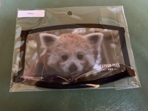 Red Panda Mask-small