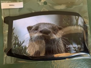 Otter Mask -small